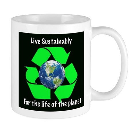Live a sustainable life