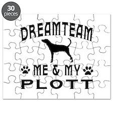 Plott Dog Designs Puzzle