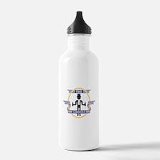 The Groom (3C) Water Bottle