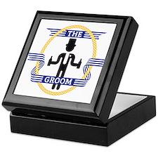The Groom (3C) Keepsake Box