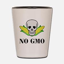 NO GMO Shot Glass