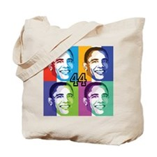 Cute Obama commemorative Tote Bag