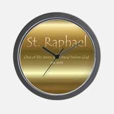 St. Raphael Wall Clock