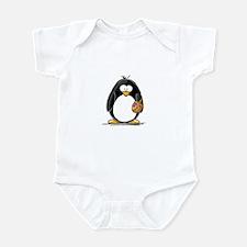 Dreidle Penguin Infant Bodysuit