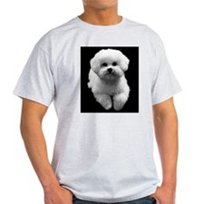 Beau the Beautiful Bichon T-Shirt
