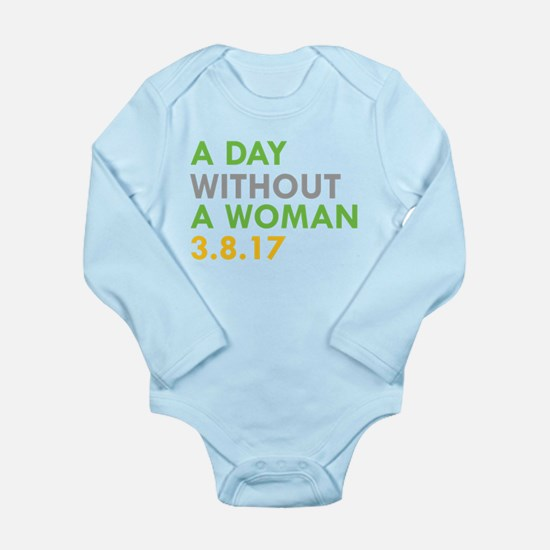 A DAY WITHOUT A WOMAN 3.8.17 Body Suit