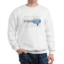 orgasmac Sweatshirt