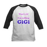 Gigi Baseball Jersey