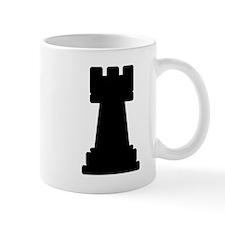 Chess Piece Rook Mug
