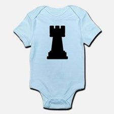 Chess Piece Rook Body Suit