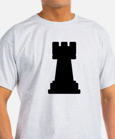 Chess Piece Rook T-Shirt