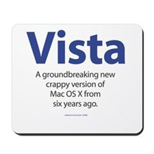 Vista Mousepad