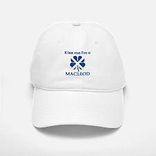 MacLeod Family Baseball Baseball Cap