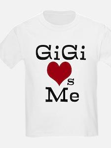 GiGi Loves me T-Shirt