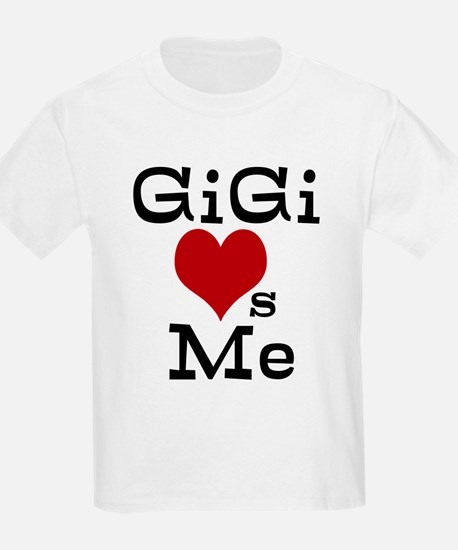 GiGi Loves me T-Shirt