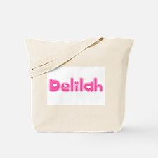 """""""Delilah"""" Tote Bag"""