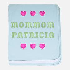 MomMom Patricia baby blanket