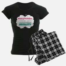 Marylander for Equality Pajamas