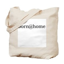 born@home Tote Bag