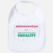 Minnesotan for Equality Bib