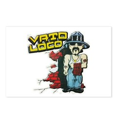 Vato Loco Postcards (Package of 8)