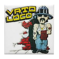 Vato Loco Tile Coaster