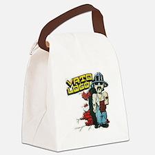 Vato Loco Canvas Lunch Bag