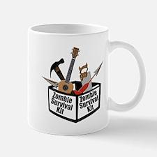 Zombie Ukulele Kit Mug