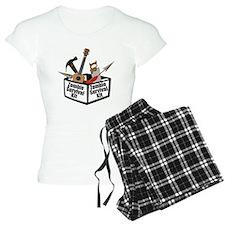 Zombie Ukulele Kit Pajamas
