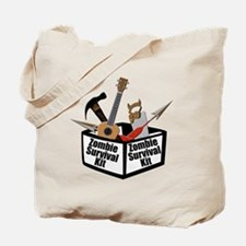 Zombie Ukulele Kit Tote Bag