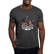 Zombie Ukulele Kit T-Shirt