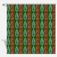 Tiki Shower Curtain Design Shower Curtain