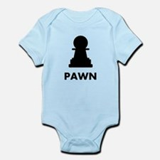 Chess Pawn Body Suit