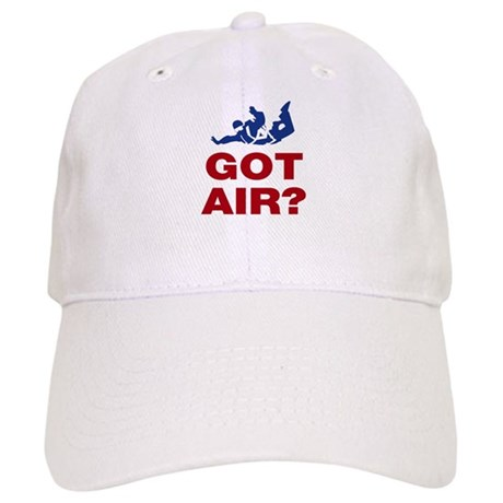 Got Air? Sky Dive 2 Cap