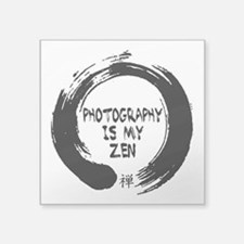 Photography is my Zen-1 Sticker