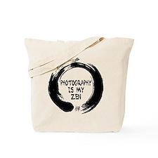 Photography is my Zen-1 Tote Bag