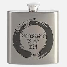 Photography is my Zen-1 Flask