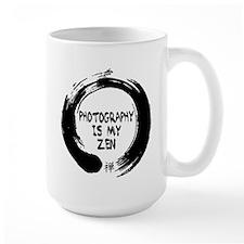 Photography is my Zen-1 Mug