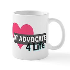 OT Advocate 4 Life Mug