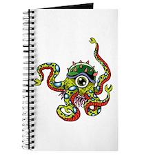 Alien Octopus Tattoo Journal