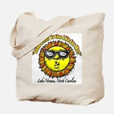 """""""Lake Norman Living"""" Tote (2-sided)"""