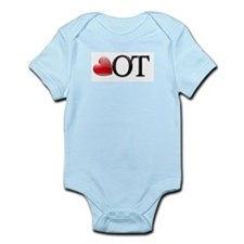 Heart OT Body Suit