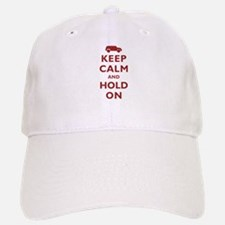FJCruiser Keep Calm and Hold On Hat