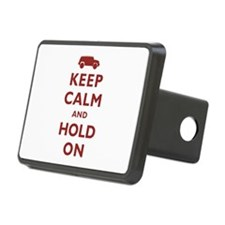 FJCruiser Keep Calm and Hold On Hitch Cover
