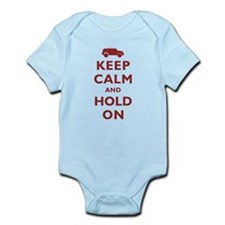 FJCruiser Keep Calm and Hold On Body Suit