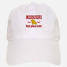 Missouri Best Baseball Baseball Cap