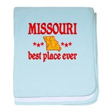 Missouri Best baby blanket