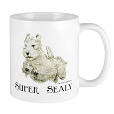 Super Sealyham Terrier Small Mugs
