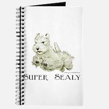 Super Sealyham Terrier Journal