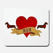 Dachshund [Doxie] Mom Mousepad